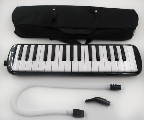 Melodica De 32 Teclas Piano Melodica Con Bolsa De Transporte