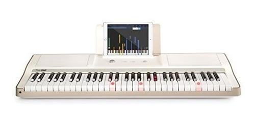 Piano One Light Teclado Portátil De 61 Teclas