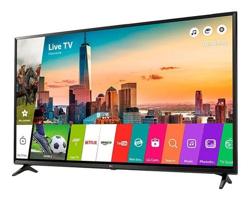 Smart Tv LG 55 Uhd 4k Hdr Wifi Modelo 55uj6300 (2017)