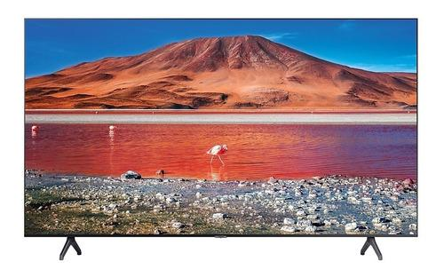 Televisor Samsung Crystal 65 Pulgadas Uhd 4k Smart Tv 2020