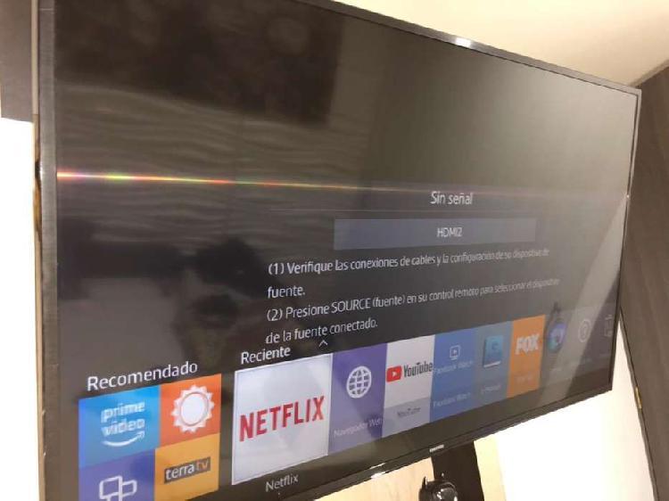Televisor Samsung Smart TV 4K 55'