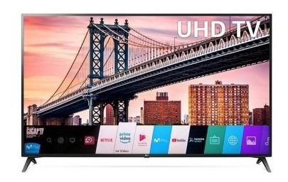 Tv LG 50 Um7300 Led 4k Smart Tv+ Magic Control Gtía 1 Año