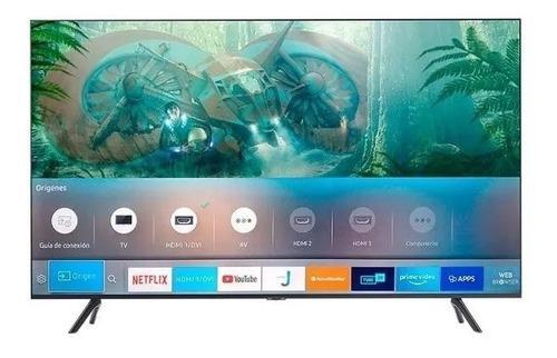 Tv Samsung 58 Tu8000 Crystal 4k Smart 2020 Gtia 1 Año