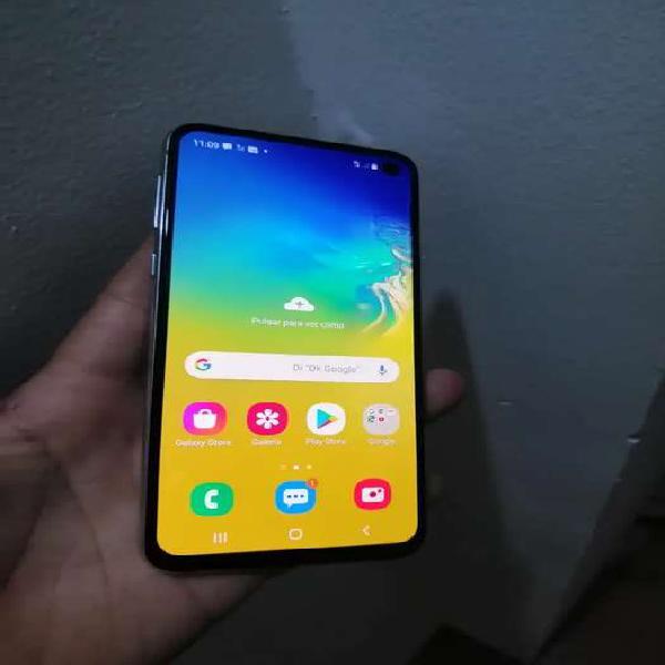 Vendo cambio lindo Samsung galaxy S10 e 2020 como nuevo 128