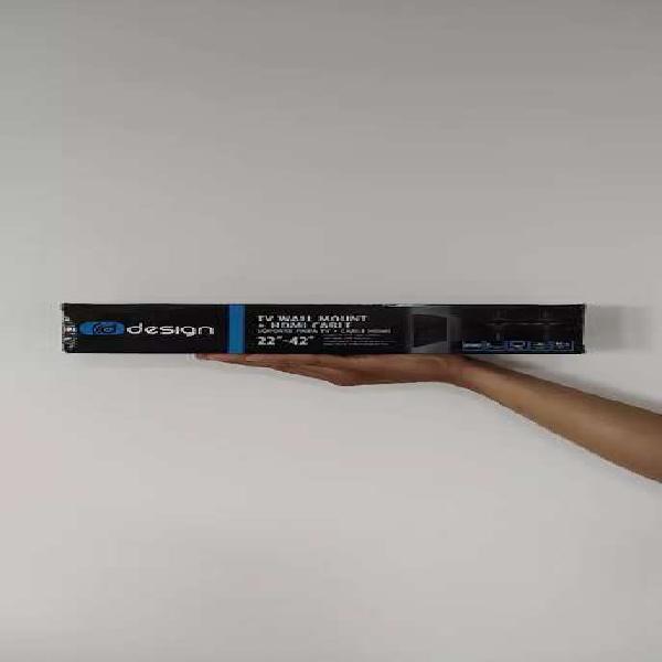 Soporte para TV + Cable HDMI