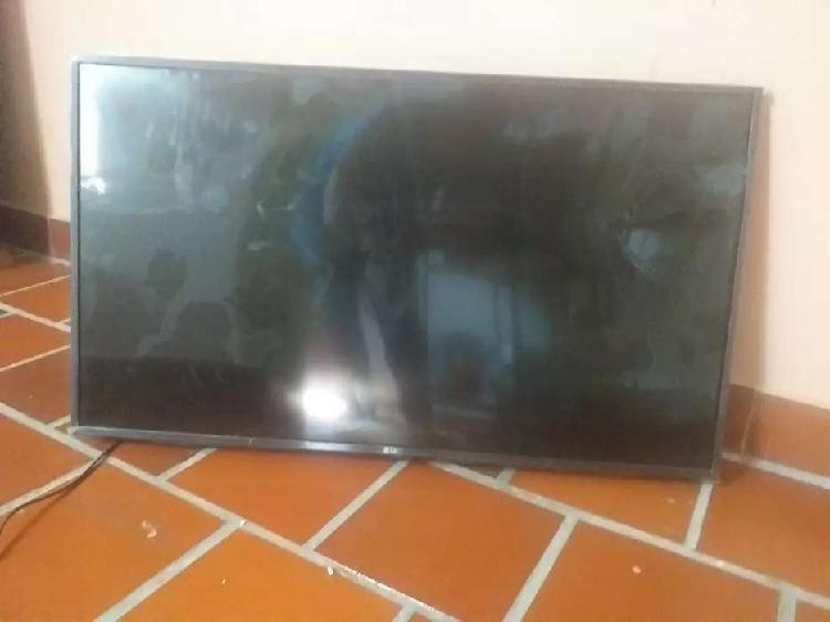 TV 43 pulgadas para repuesto pantalla rota