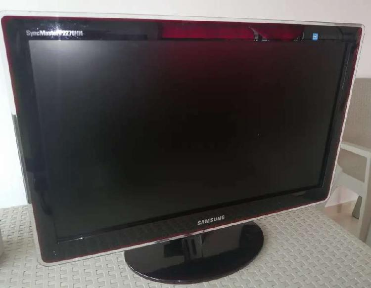 "Tv. Samsung LCD 22"" Full Hd"