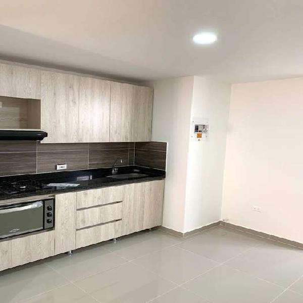 CÓDIGO M180: Hermoso Apartamento para Estrenar en Cabañas