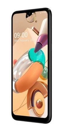 Celular LG K41s 32gb Negro Mediatek Celular LG K41s 32 Lk907