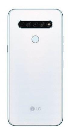 Celular LG K61 - 128gb Blanco Mediatek Celular LG K61 Lk287