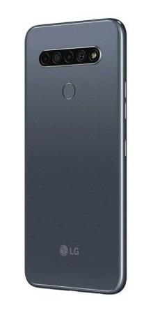 Celular LG K61 - 128gb Gris Mediatek Celular LG K61 - Mk102