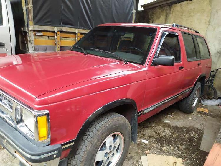 Chevrolet Blazer S10 1993 4x4 Automatica