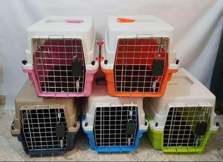 Guacales Tamaño S Para El Transporte De Tus Mascotas
