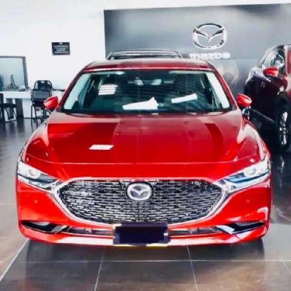 Mazda 3 Touring última generación cara nueva 2020