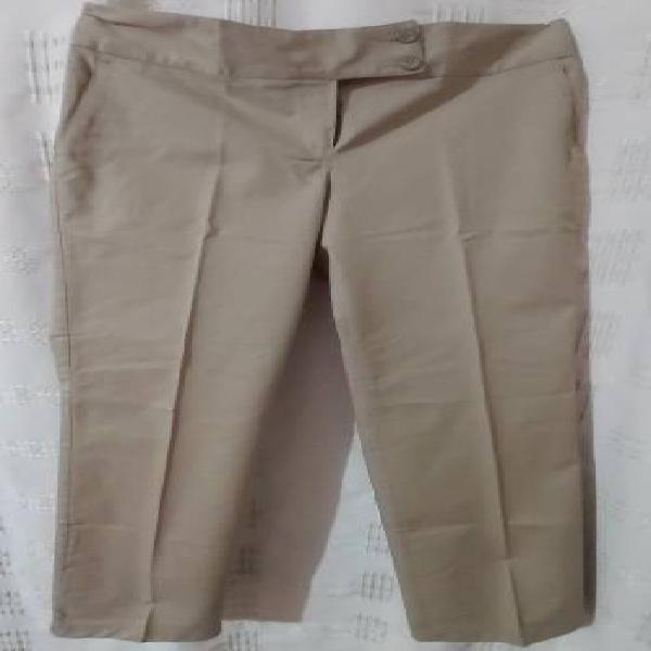 Pantalón dril Gris
