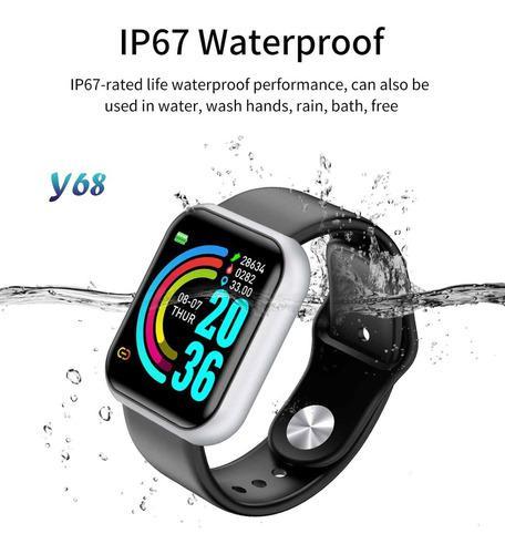 Reloj Inteligente Y68