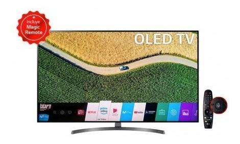 Tv LG 55 Pulgadas 139 Cm Oled 55b9 4k- Uhd Smart Tv T Lk687