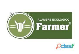 ¿ Alambre FARMER dónde se puede emplear?
