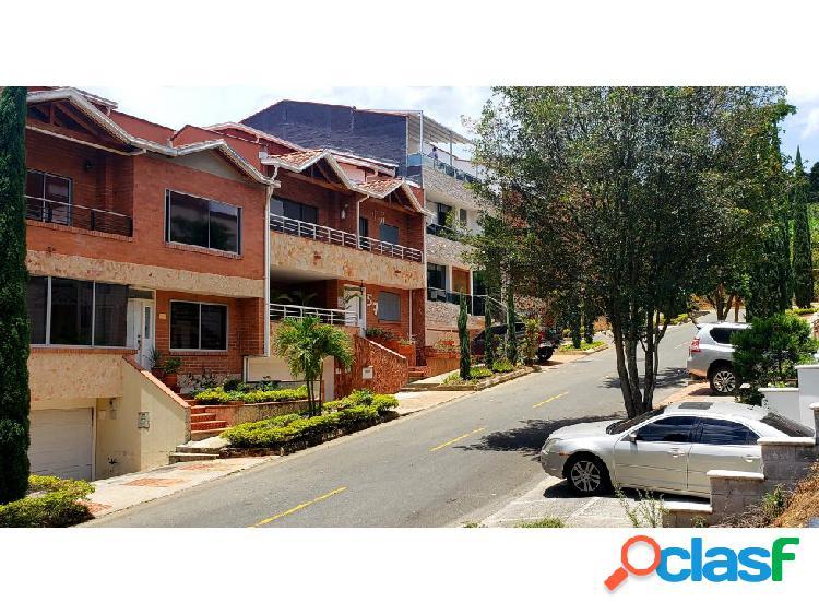 1529313CA Venta Casa Unidad Cerrada Sabaneta