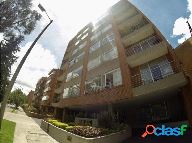 Apartamento Amoblado en Arriendo en Santa Barbara 20-17 C.O