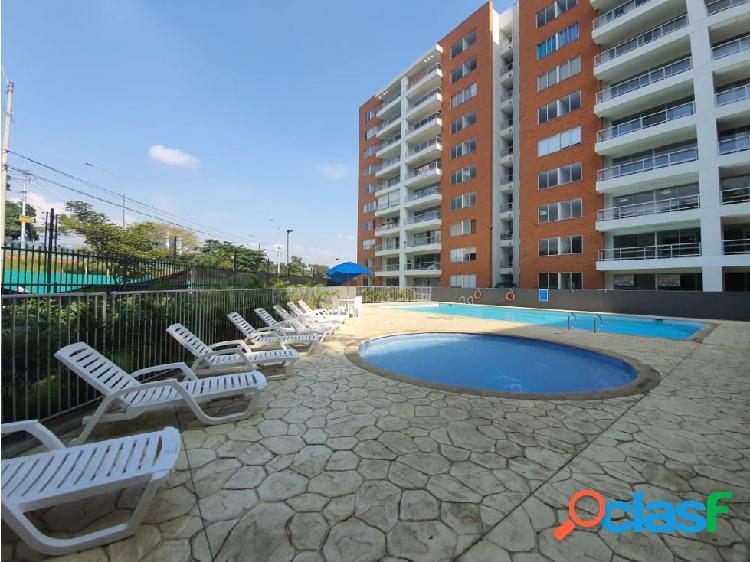 Apartamento en venta B. Valle del Lili - 10188