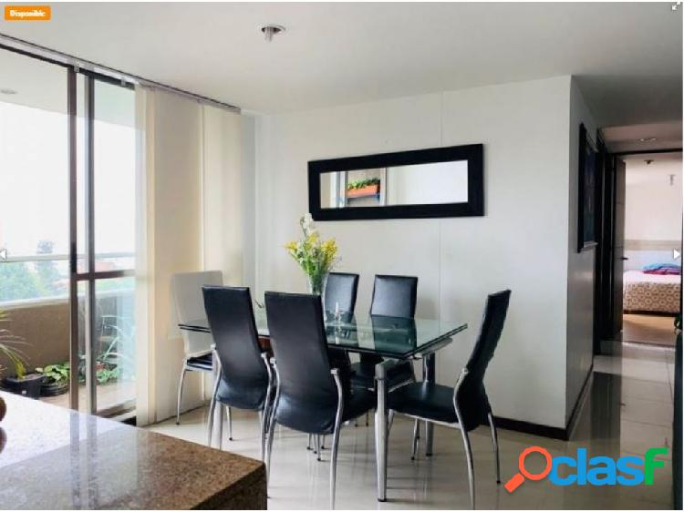 Apartamento en venta de 79 m2 en La Abadia. Envigado