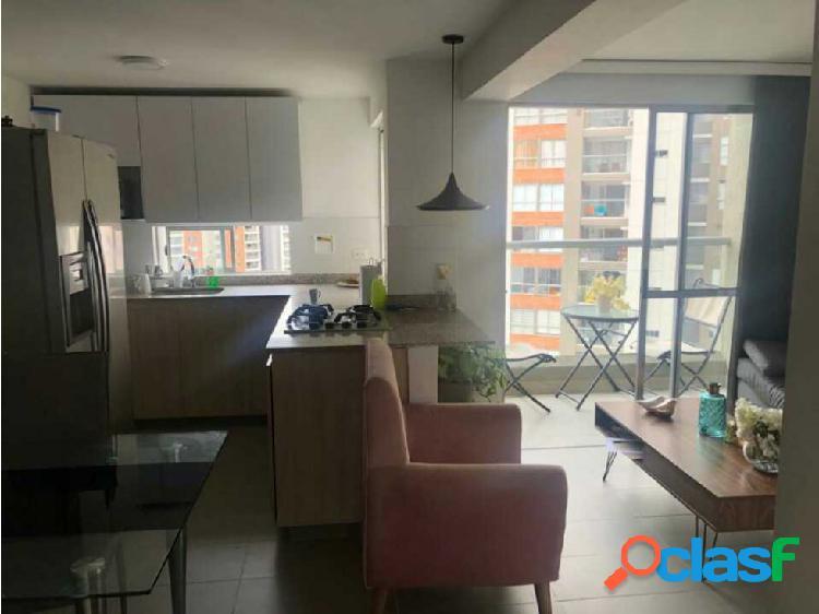 Apartamento para la venta en Medellín, loma de los Bernal