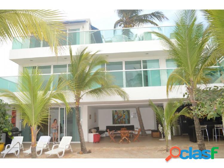 Arriendo casa de playa zona norte,Cartagena
