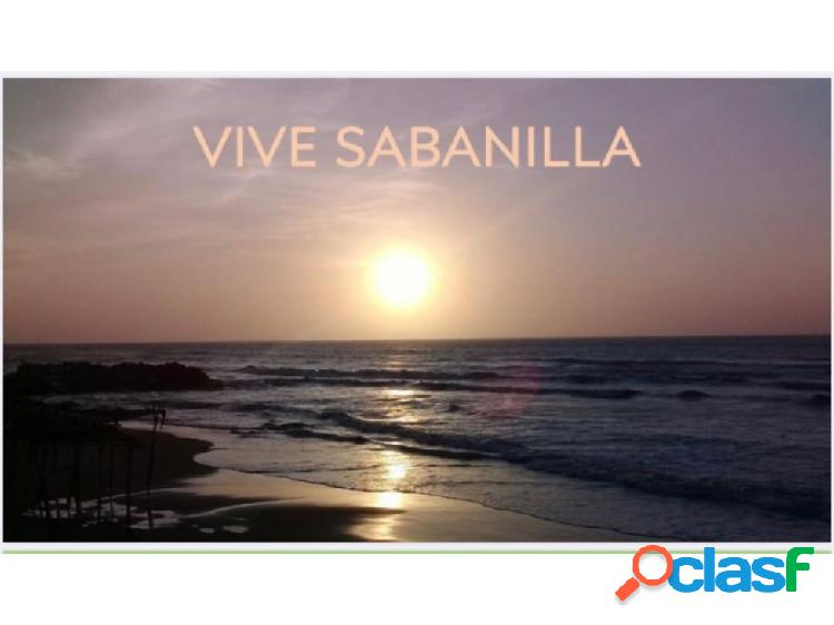 CASA DE PLAYA EN ARRIENDO EN SABANILLA-ATLANTICO