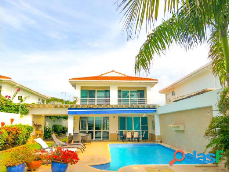 Casa condominio casa Del Mar beach&golf;