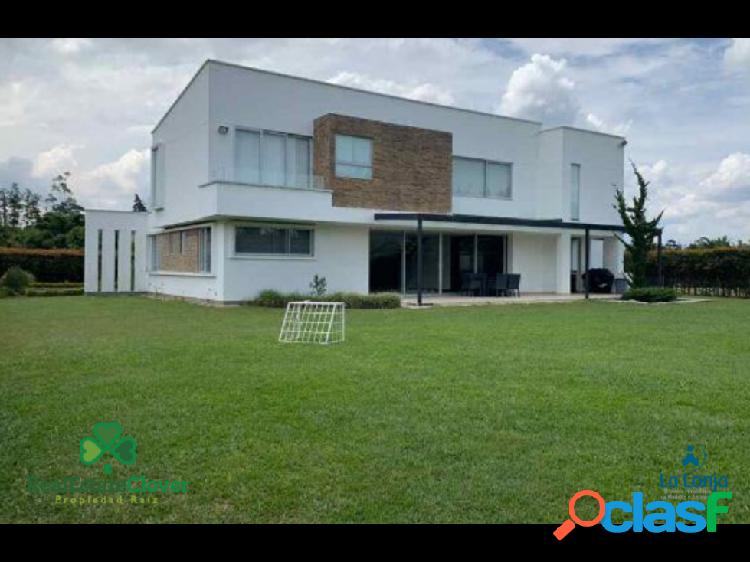 Casa en Venta Rionegro Sector Club Campestre