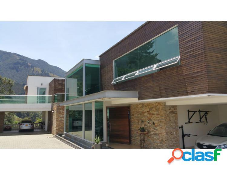 Casa en Venta las Palmas Sector Chuscalito