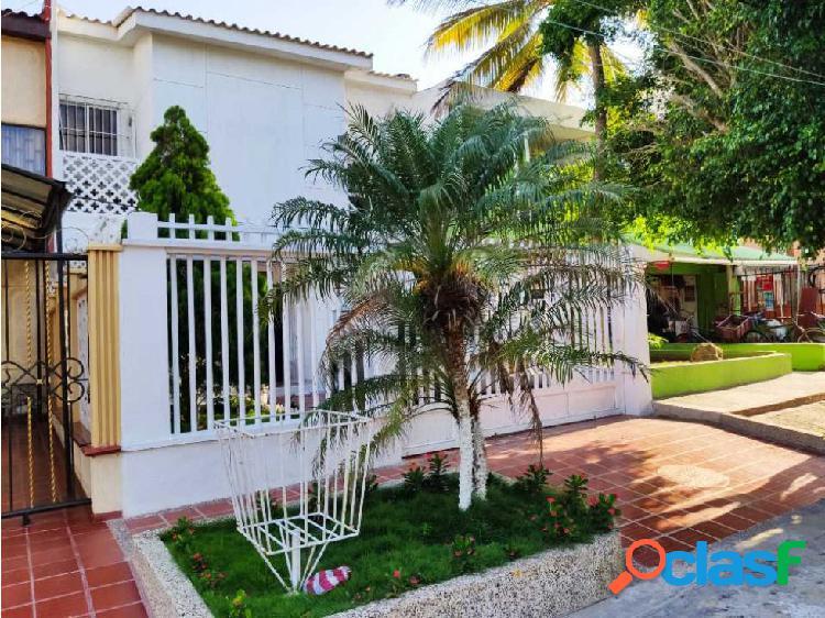 Casa en Venta los Nogales Barranquilla