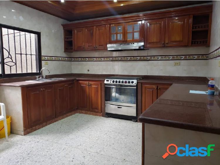 Casa en arriendo Tabor Barranquilla
