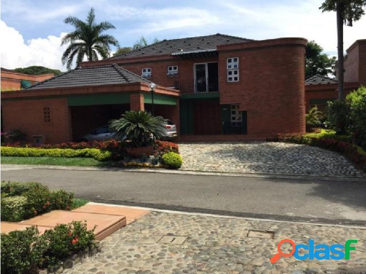Casa para la venta en Rincón del Lago Pance 9140