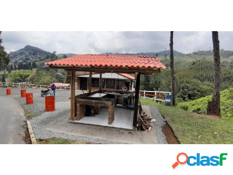 FINCA HOTEL EN VENTA SECTOR TERMALES DE SANTA ROSA