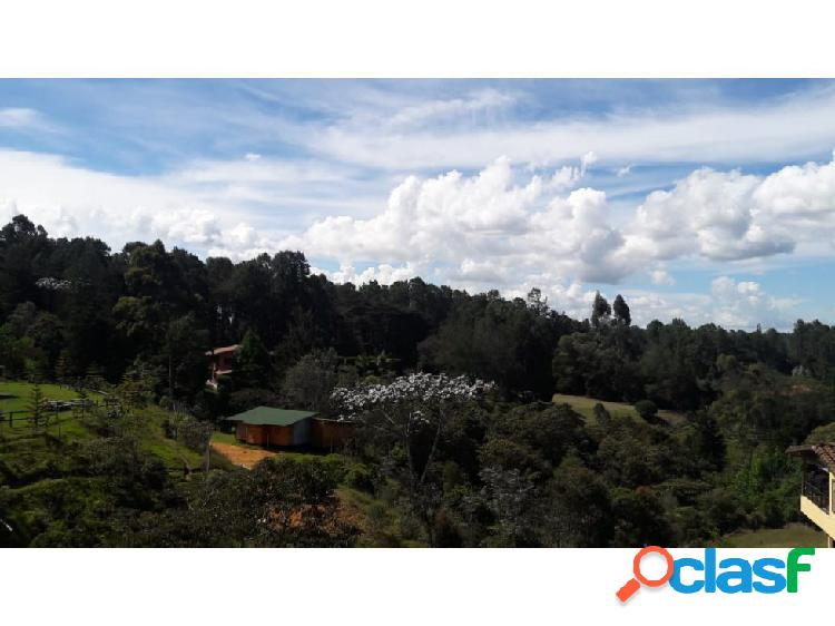 Finca en Venta Vereda la Palma Santa Elena Medellín (E.I)
