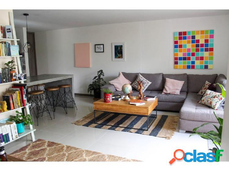 Hermoso apartamento en venta en el Esmeraldal con vista a
