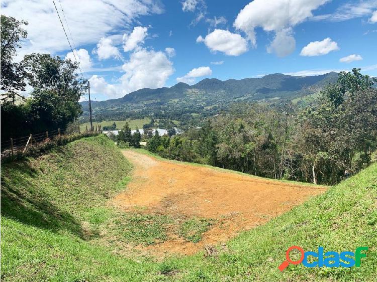Lote en venta Rionegro Vía la Ceja Antioquia