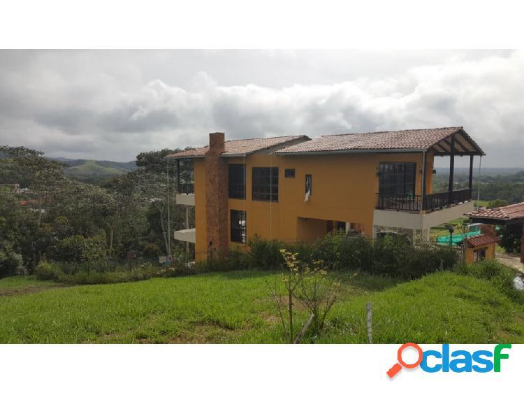Ref 078a Vendo casa campestre en jamundi