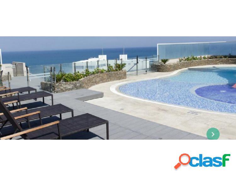 Se arrienda apartamento en Playa Salguero, Santa Marta