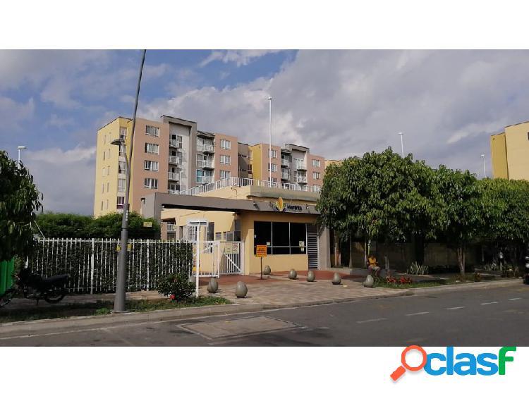 Se renta apto piso 3 en el conjunto residencial Maranta