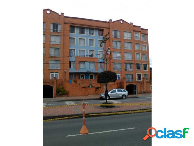 Se vende apartamento en Zipaquirá con excelente ubicación
