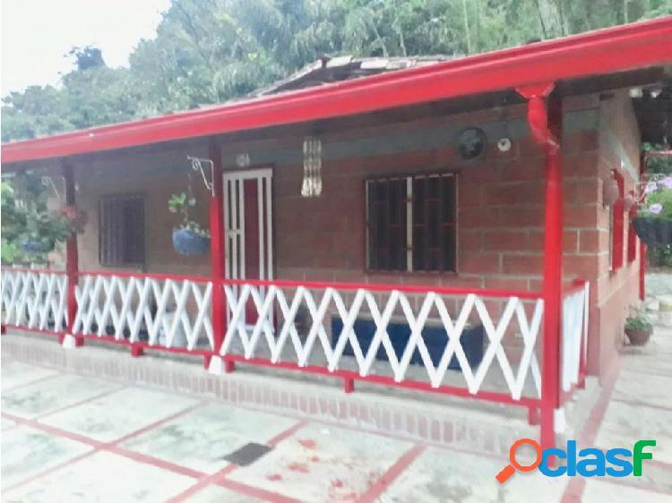 VENTA DE CASA CAMPESTRE EN CIUDAD BOLIVAR $220.000.000