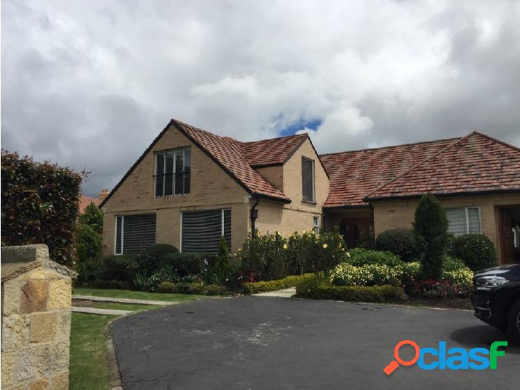 Vendo Casa Santa Ana de Chia - Remodelada