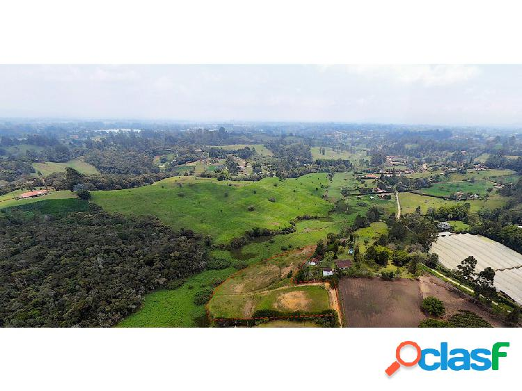 Vendo Lote Rionegro Antioquia