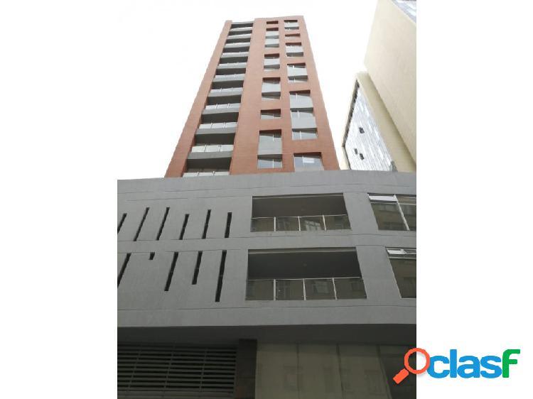 Vendo espectacular apartaestudio en el centro de Bogotá