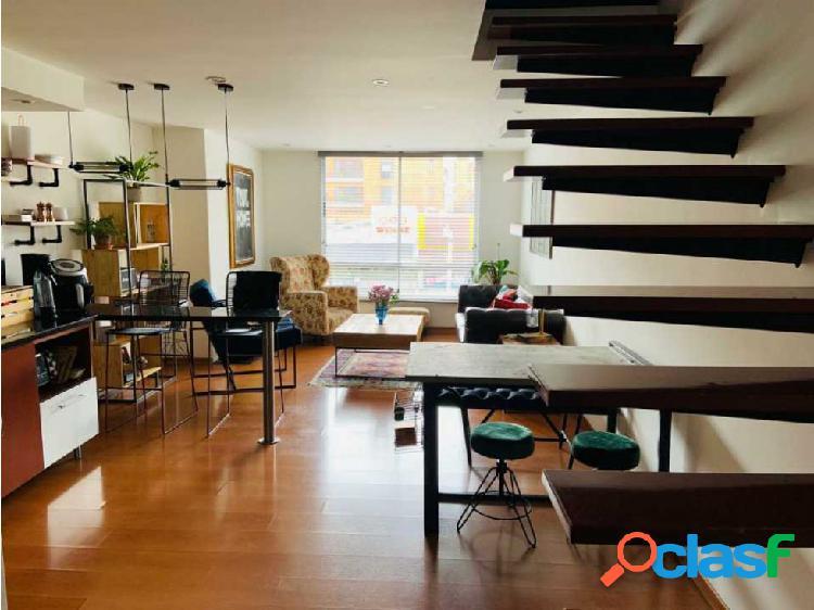 Venta Apartamento duplex en Santa Barbara 2 alcobas