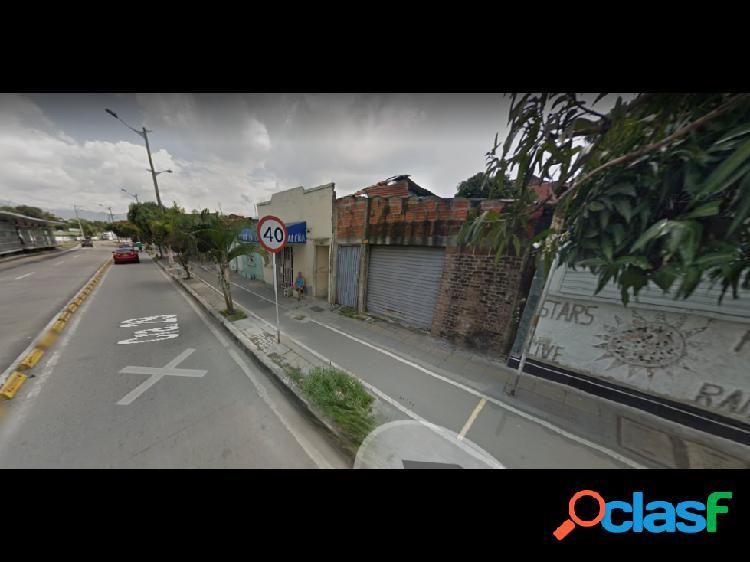 Venta CASA LOTE en barrio VILLANUEVA - Cali 145,53 M2