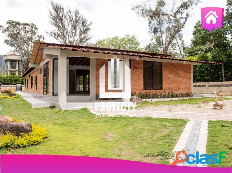 Venta Casa Nueva Condominio Campestre Recta Corozal